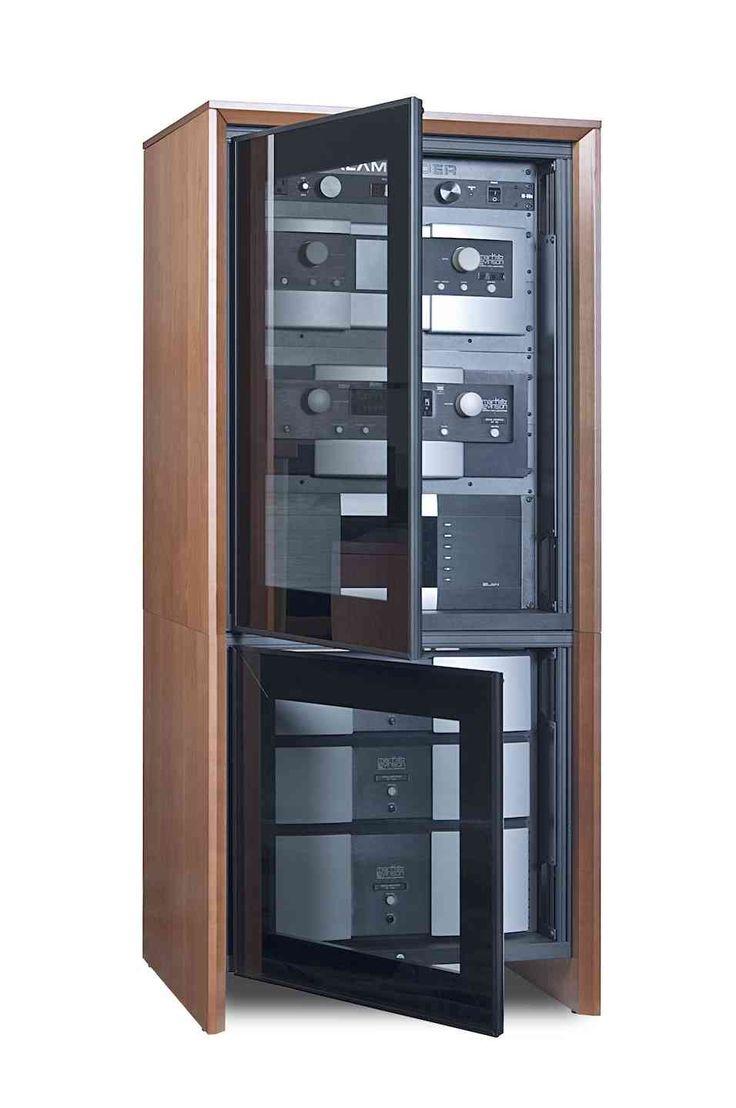 Home Theater AV Cabinet
