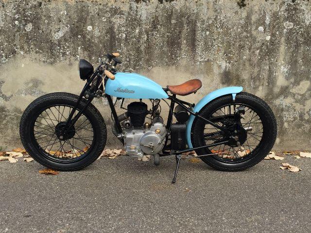 Motobécane 250cc