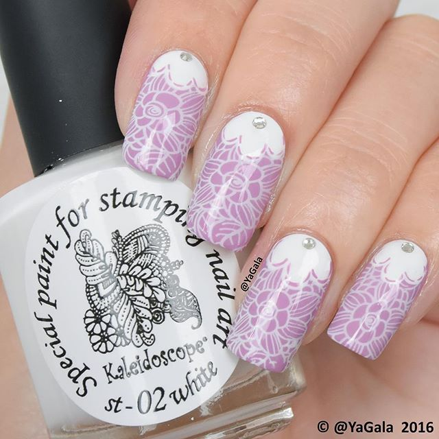 64 best kaleidoscope stamping polish images on Pinterest | Nail ...