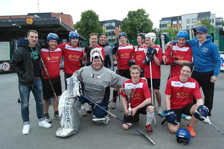 Street Hockey Tour 2014 Rauma 28-29.6.2014 #streethockey #streethockeysm