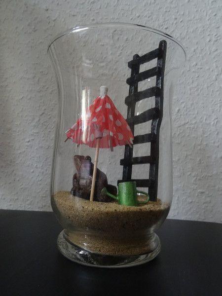 Deko-Objekte - Deko -Wetterfrosch - ein Designerstück von Holzbohrer bei DaWanda