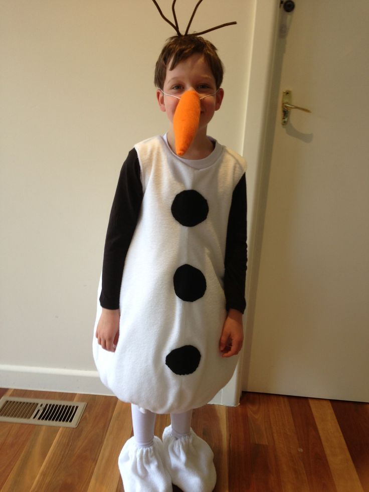 26 best olaf costume images on pinterest costumes olaf costume olaf costume for tomorrows party solutioingenieria Choice Image