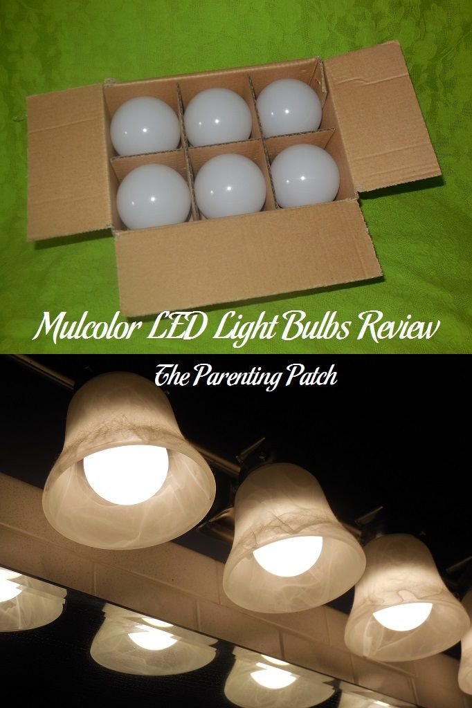 Mulcolor LED Light Bulbs Box