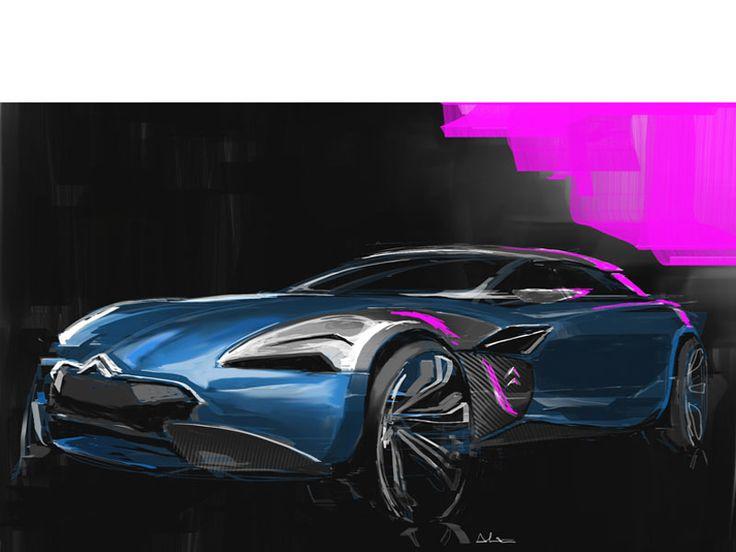 Les 173 meilleures images du tableau sketch sur pinterest esquisse croquis et concept voiture - Croquis voiture ...