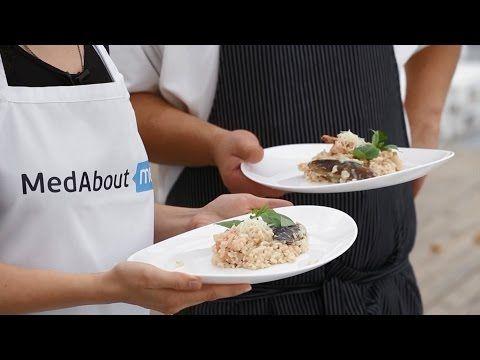 Рецепт приготовления ризотто с морепродуктами в мультиварке VITEK VT-4217 BN - YouTube