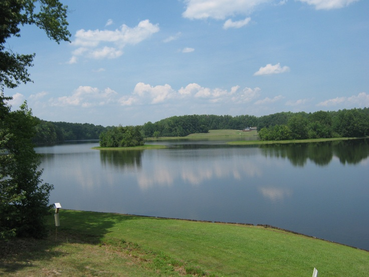 Fishing Boating At Holt Lake In Butner Nc Things To See