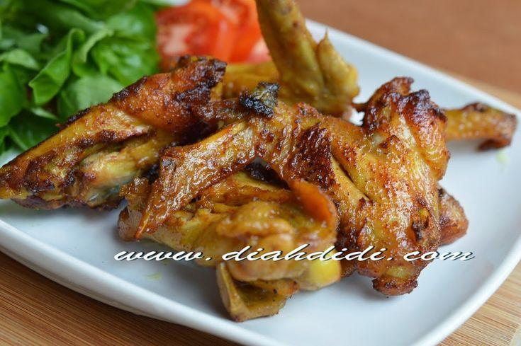 Diah Didi's Kitchen: Ayam Goreng Gurih Manis