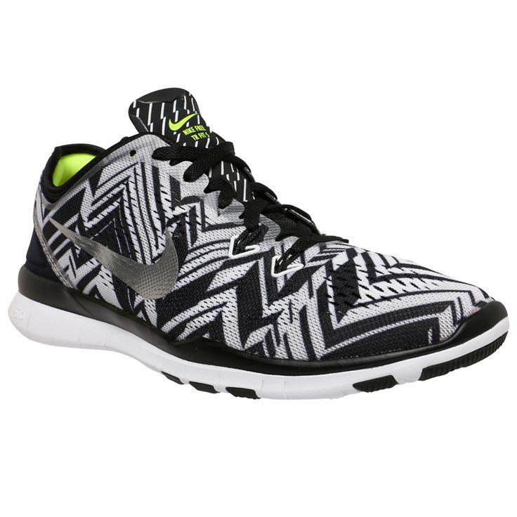 venta 100% originales popular y barato Nike Free 5.0 Tr Encaja 5 De Impresión Palabra Blanco Y Negro outlet de calidad barato 100% originales nueva venta online QhM0Ob