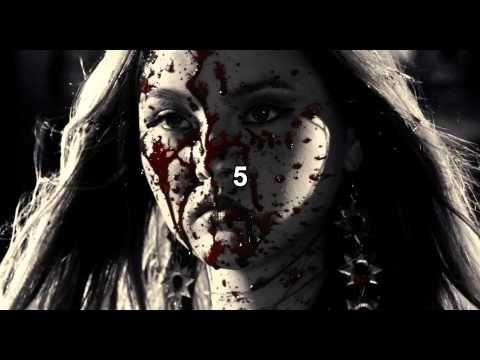 Sin City (2005) Devon Aoki Kill Count - YouTube