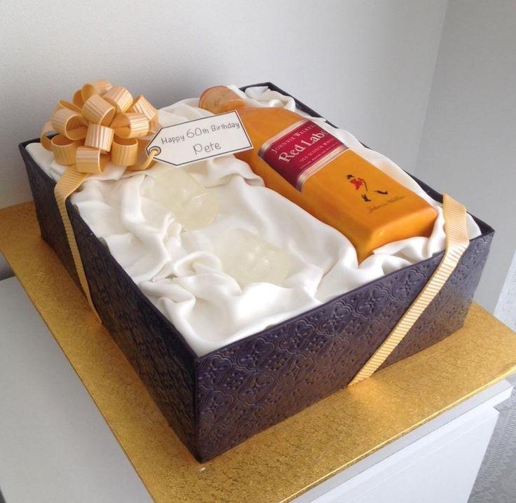 How To Make A Johnnie Walker Cake