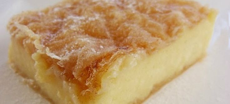 Galatopita is the name of #greek  milk #pie . This is one of my favorite desserts as it is delicious and quite easy to make. Learn this galalatopita #recipe  here!