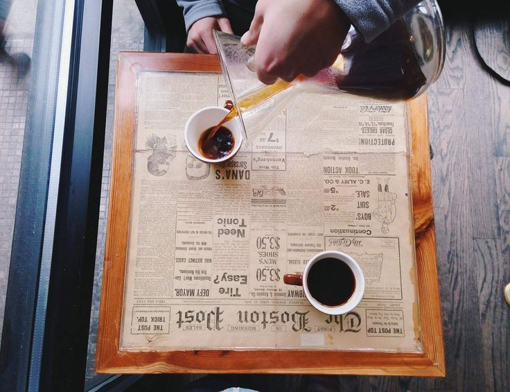 The 12 best coffee shops in Boston