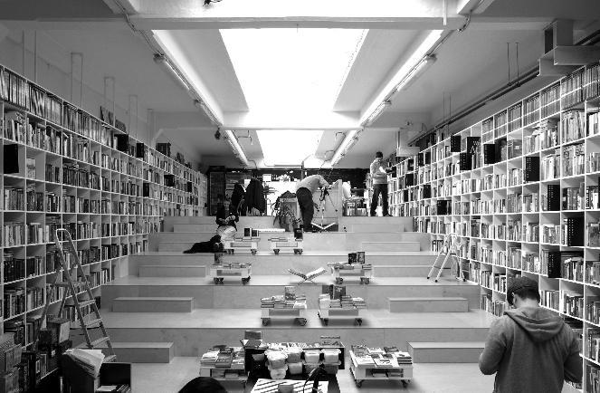 alexis bookstore