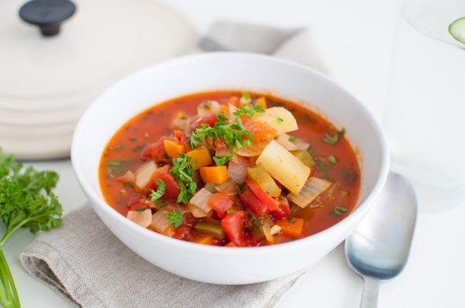 minestronesuppe