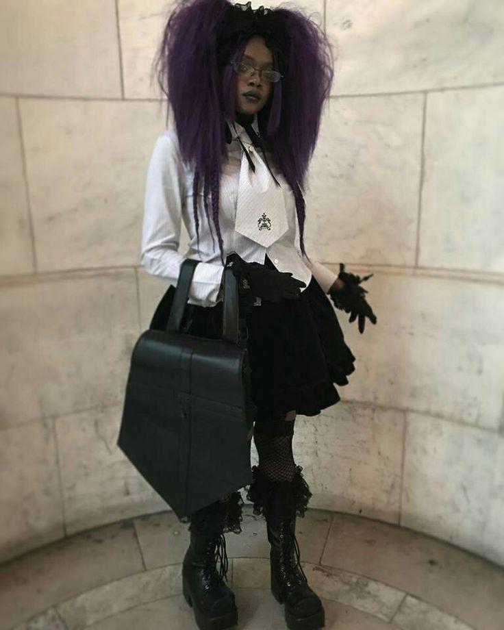 #crypt-tasker #gothiclolita #erololita #oldschoollolita #lolitafashion #jfashion #ILD #eglcommunity