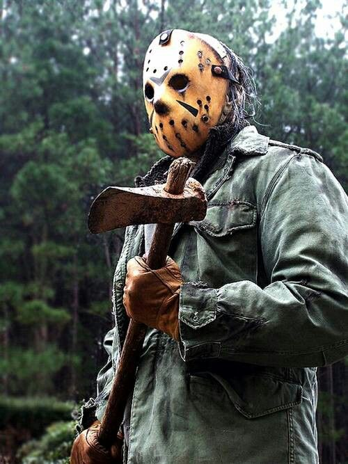 Jason. Viernes 13, movie, película, film, cine, teathers, video on demand, vod, pánico, miedo, terror, horror, fear, scary.