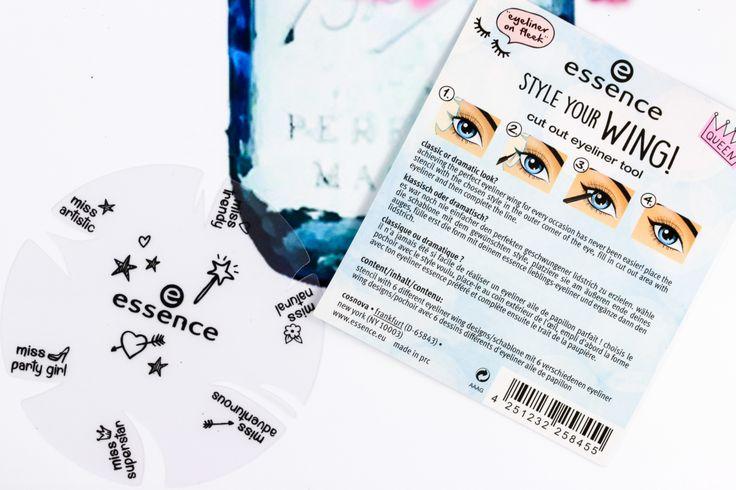 essence Eyeliner Tool