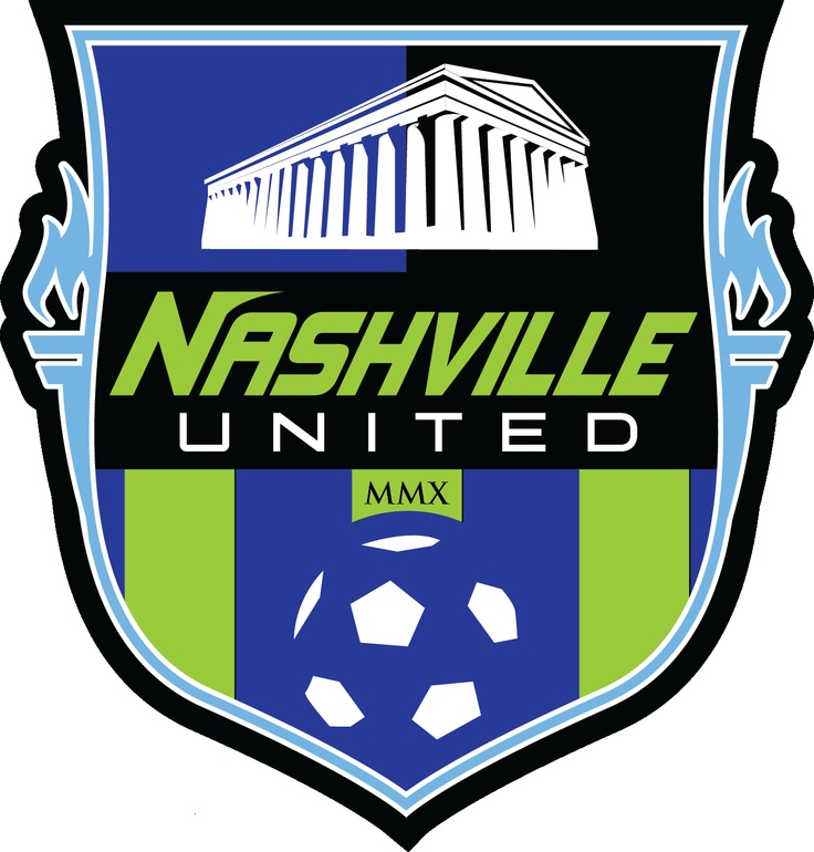 New crest for Nashville Soccer United. (With images