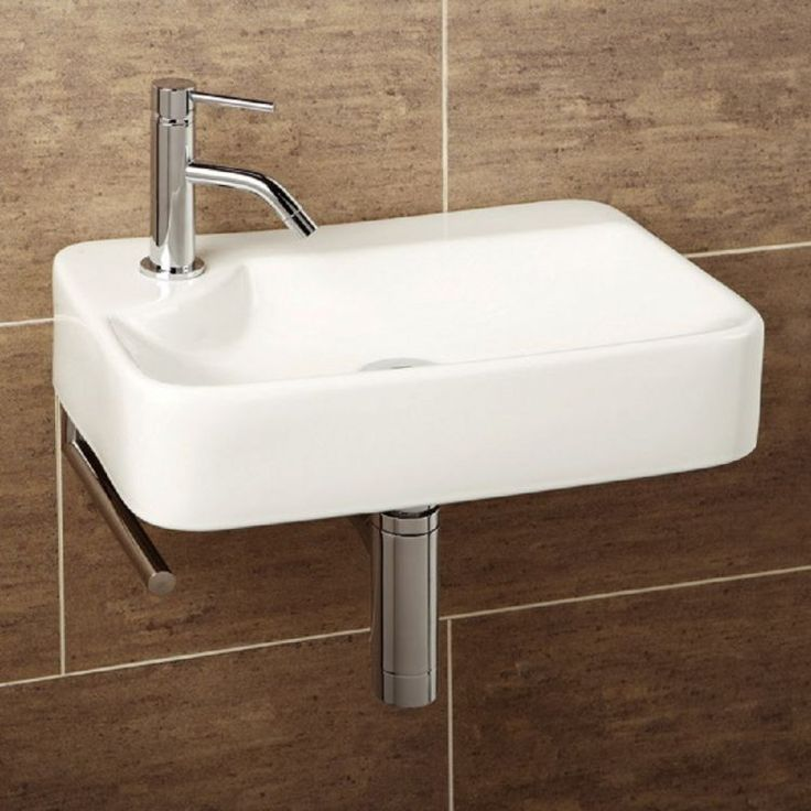 Find this Pin and more on bathroom by zoggomomma. Best 25  Small basin ideas on Pinterest   Cloakroom sink  Bathroom