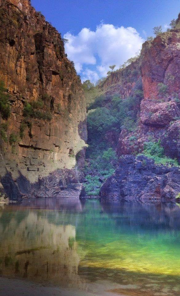 Twin Falls Kakadu National Park, N.T Australia