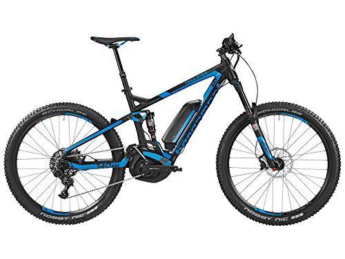 Bergamont E-Line Trailster C 9.0 500 27.5 Pedelec Elektro MTB Fahrrad schwarz
