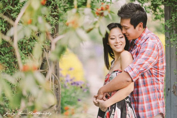 Janice (Jayesslee) & Sung Engagement Session