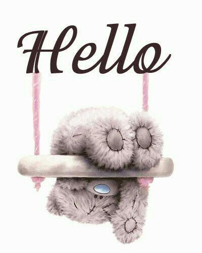 Hello ♡ Tatty Teddy tjn