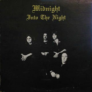 "johnkatsmc5: Midnight ""In To The Night"" 1977 US Private Hard Ro..."
