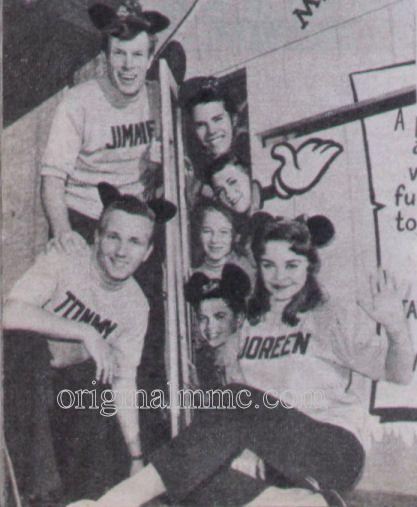 Original mickey mouse club doreen