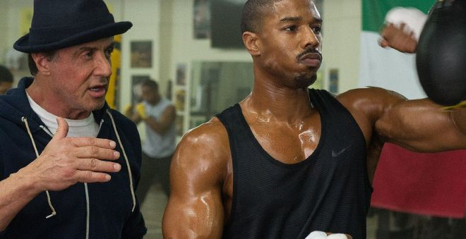 Trailer de Creed mostra Rocky Balboa treinando o filho de Apollo Creed