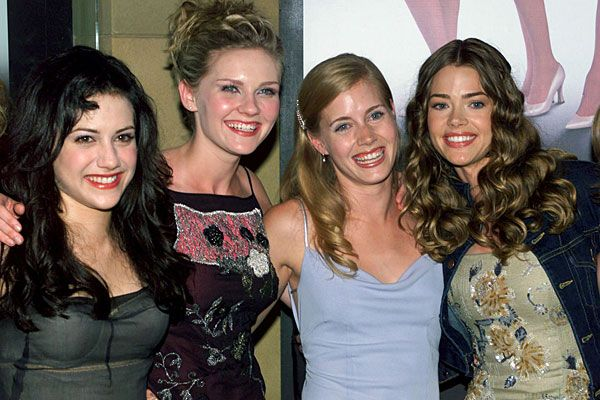 Brittany Murphy, Kirsten Dunst, Amy Adams, Denise Richards, 1999, Drop Dead Gorgeous.
