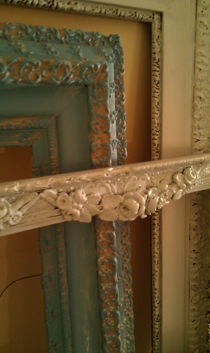 25 unique vintage frames ideas on pinterest antique. Black Bedroom Furniture Sets. Home Design Ideas