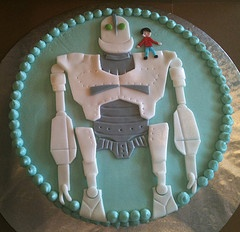 iron giant birthday cakes - Google Search