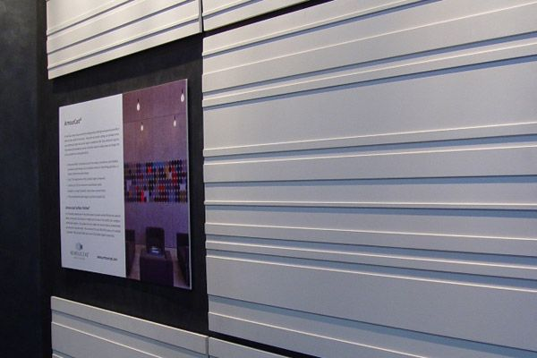 Armourcoat Surface Finishes :: ArmourCast :: Modular Wall Systems