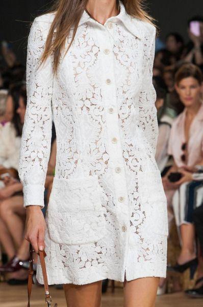 Details from Chloé Spring/Summer 2015.  Paris Fashion Week.