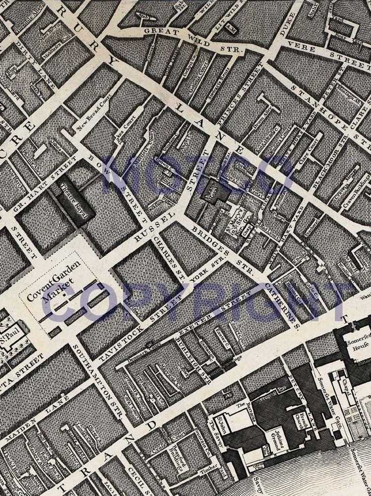 Mapa London%0A A high resolution version of John Rocque u    s      map of London  Westminster  and u