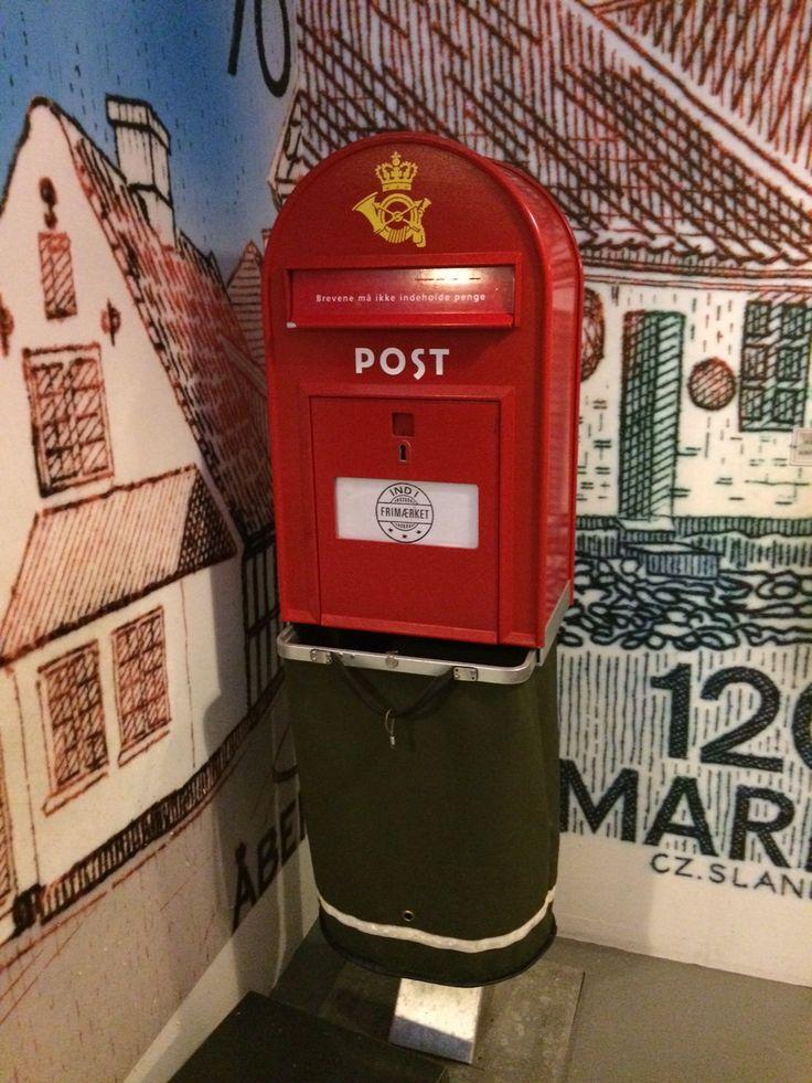postbude - Google-søgning