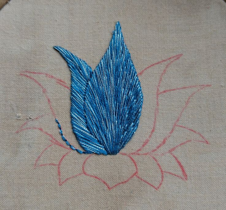 What Can I Sew in 20 Minutes? Lotus Flower Day 4 - YouTube