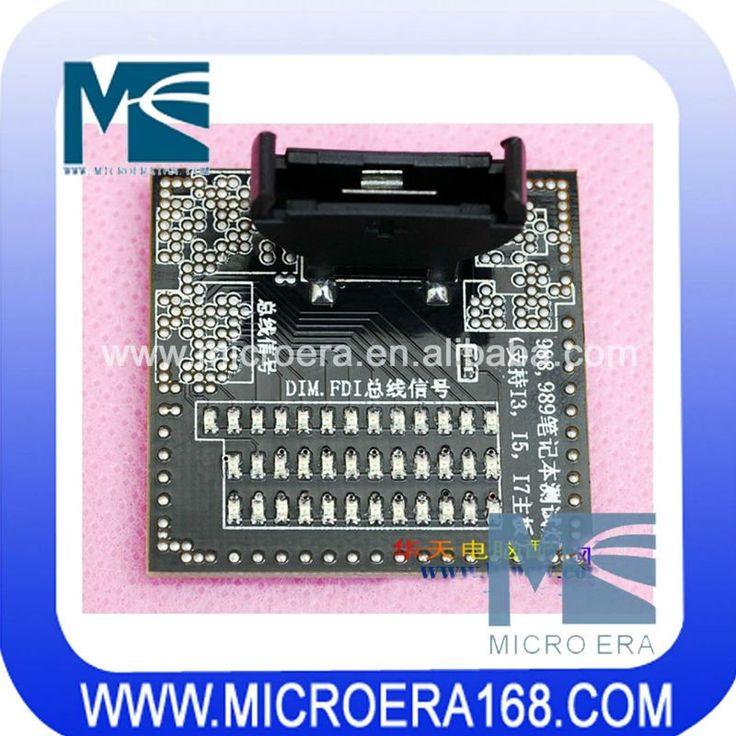 988 989 CPU socket tester support for I3 I5 I7 laptop motherboard $19~$24