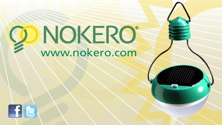 Nokero Solar Lights, the most economical soar light on the market. 1.3 billion humans live without electricity. This lamp is saving lives.