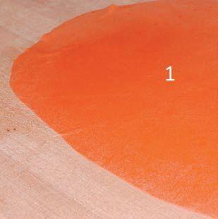 Step 1- Ravioli with rosemary by Chef Alessandra Spisni