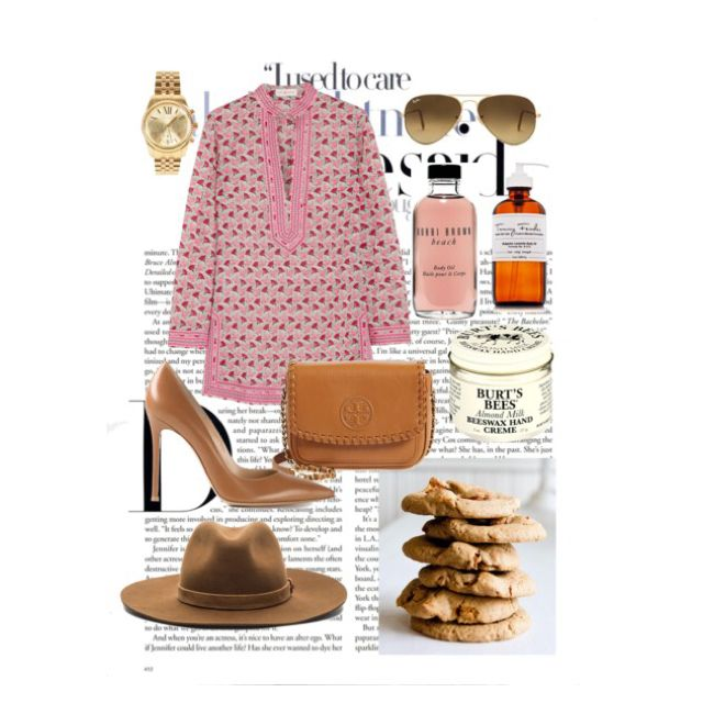 Morning style for a high class girl!