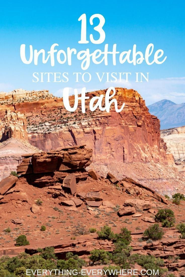 Parques nacionais de Utah   – Travel Like a Boss