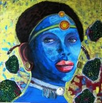 Story and eventual meaning of the painting Trans-Avatar