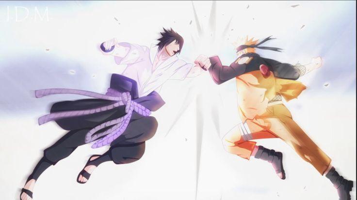 Naruto vs Sasuke - Final Fight 2014 - 2015 - FINAL BATTLE- HD