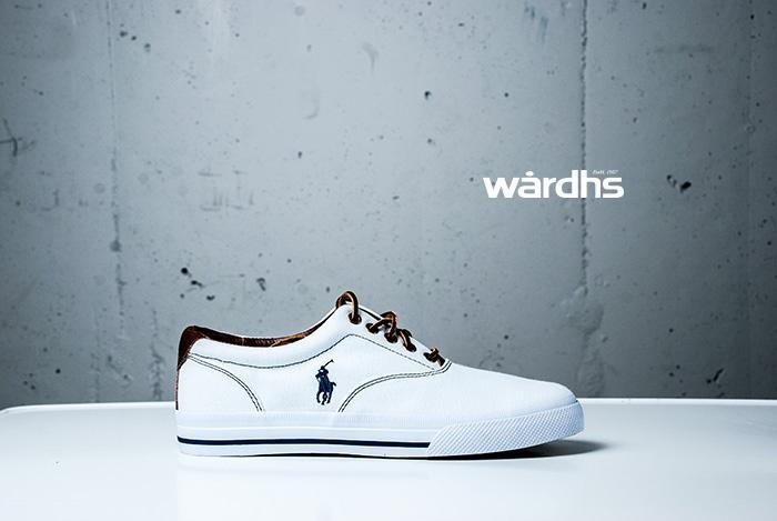 Skor från Polo Ralph Lauren! Wårdhs väljer kläder till midsommar 2013. @Täby Centrum
