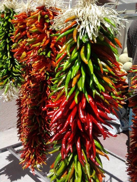 Farmer's Market, Las Cruces, New Mexico (Personal Photograph)