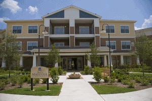 55 active adult resort apartments arkansas