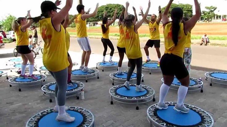 Jump - Prof. Eric Jefferson - Música - Dançando - Ivete Sangalo