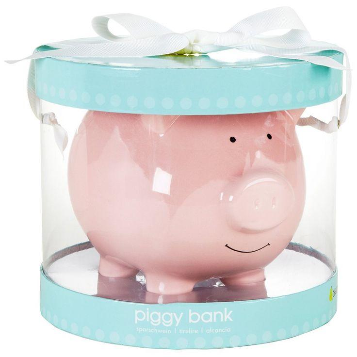 This ceramic piggy bank comes in a beautiful gift box. http://theceramicchefknives.com/ceramic-piggy-banks/